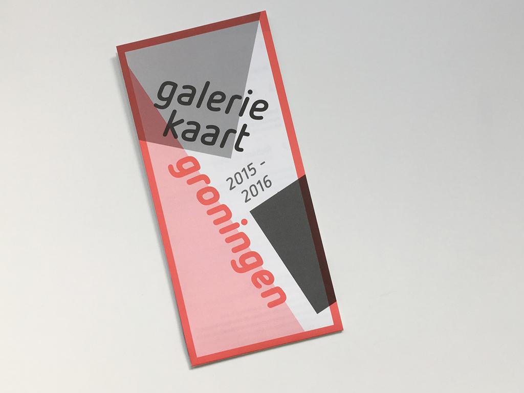 Galeriekaart Groningen